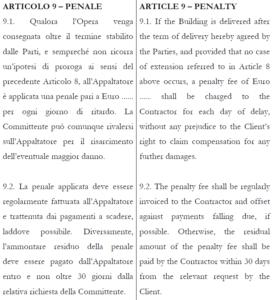 Estratto-Contratto-di-Appalto-D'Opera-ITALIANO-INGLESE-della-Collana-MultiForms